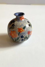 Alice Cheng Studio Little Round Floral Vase