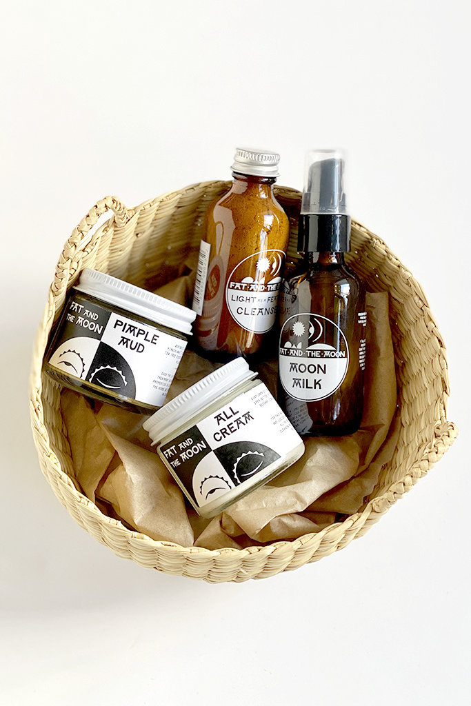 A. Cheng Fat And The Moon Skincare  Bundle