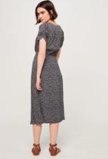 Sessun Upala Floral Button Down Dress - XS