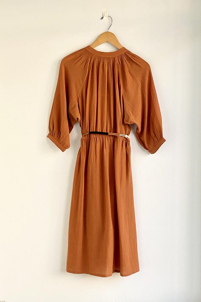 Sessun Cometa Belted Dress