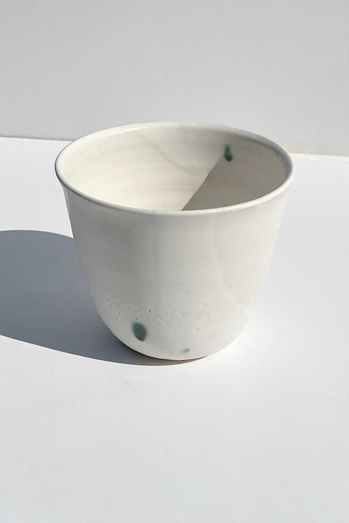 Alice Cheng Studio Lipped Planter
