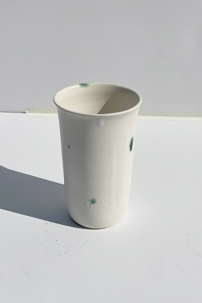 Alice Cheng Studio Lip Column Vases - Small