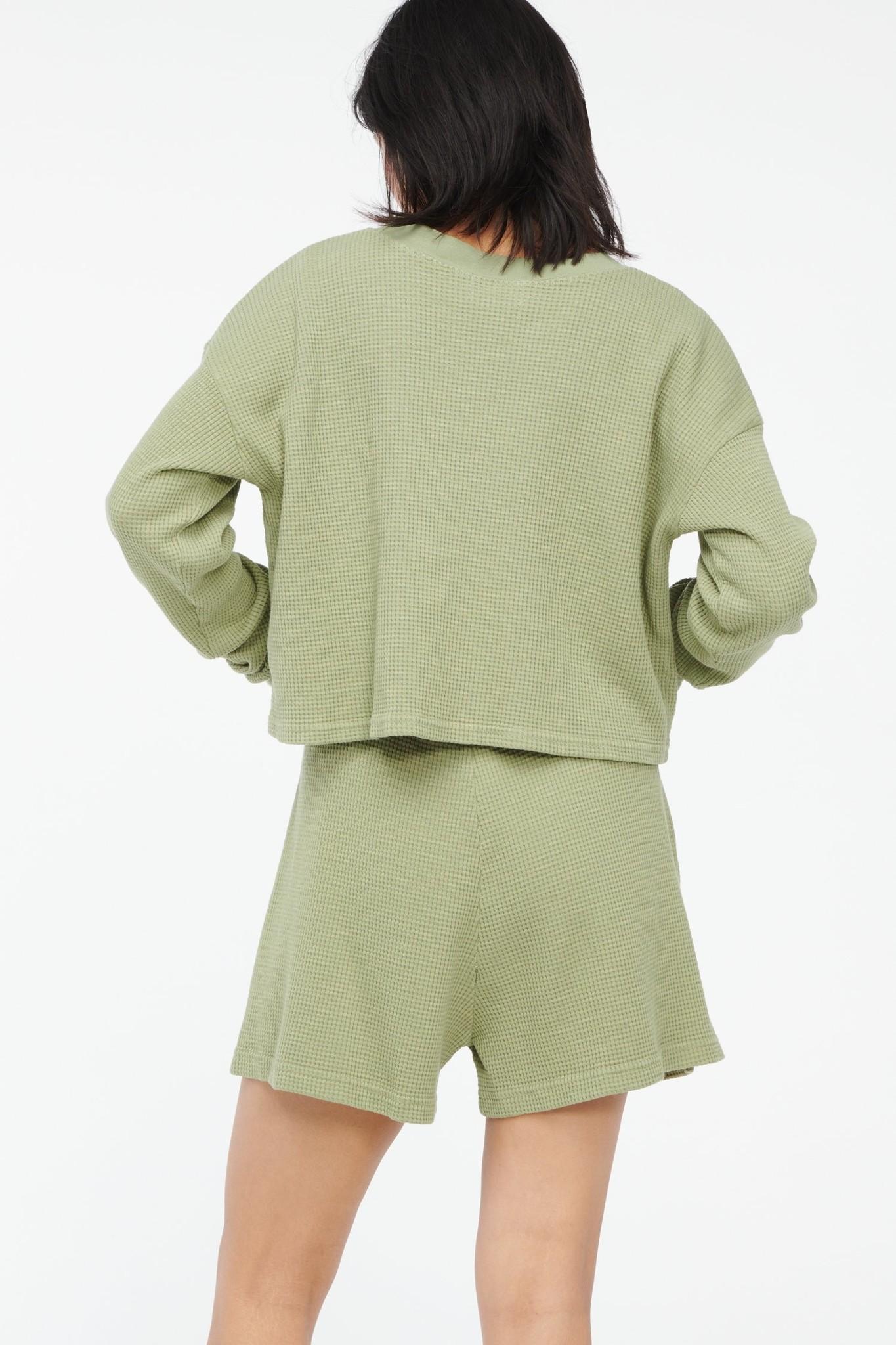 lacausa Dakota Thermal Top - Size S