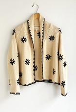 The Great The Daisy Lodge Cotton Cardigan