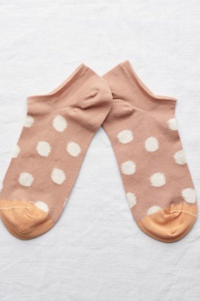 Bonne Maison Pois Anklet Sock - 39/41