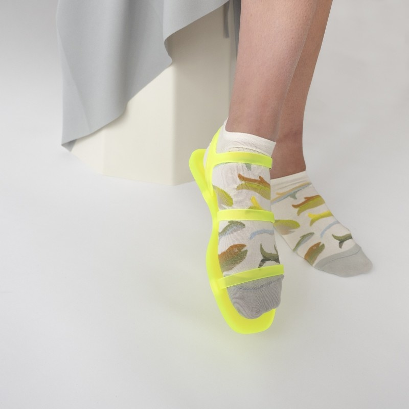 Bonne Maison Poisson Ankle Socks