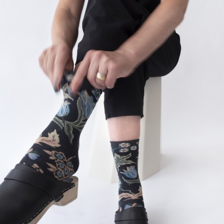 Bonne Maison Indienne Printed Socks