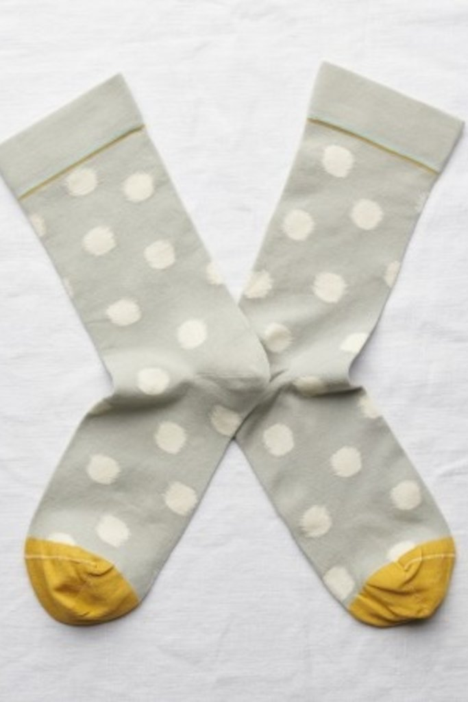 Bonne Maison Polka Dot Socks - Multiple colors