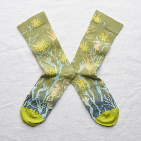 Bonne Maison Hippocampe Socks