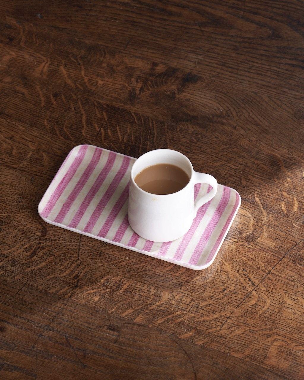 Fog Linen Work Linen Coated Tray Small