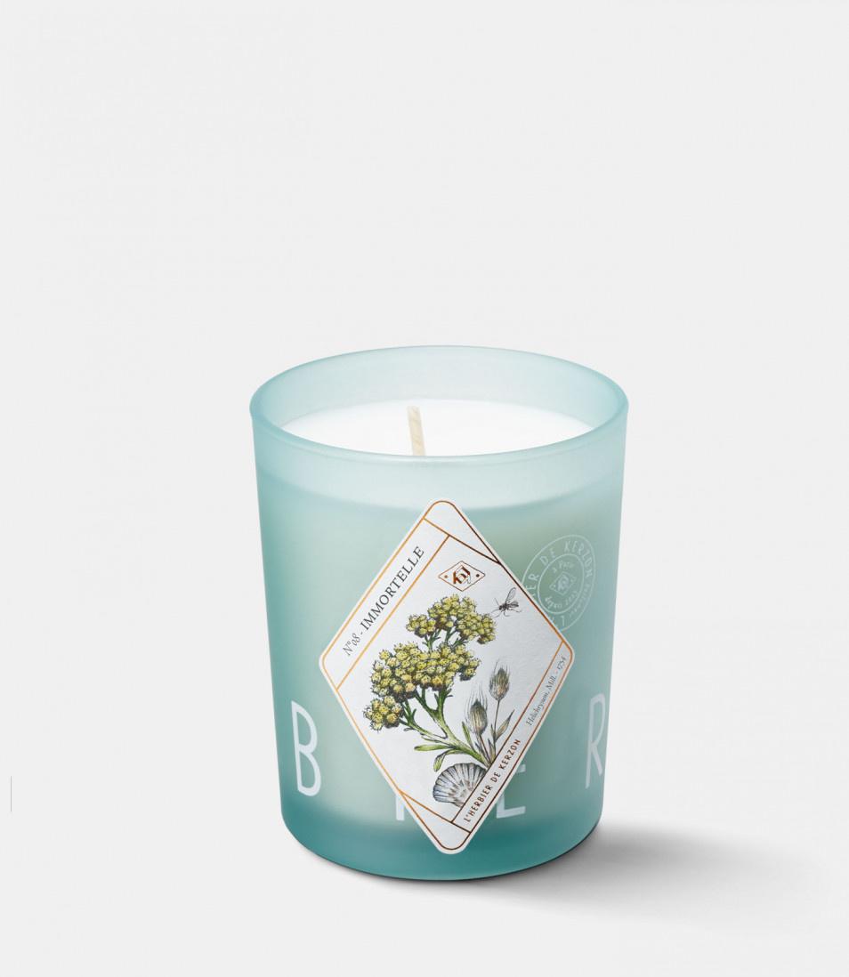 Kerzon Herbarium Candle