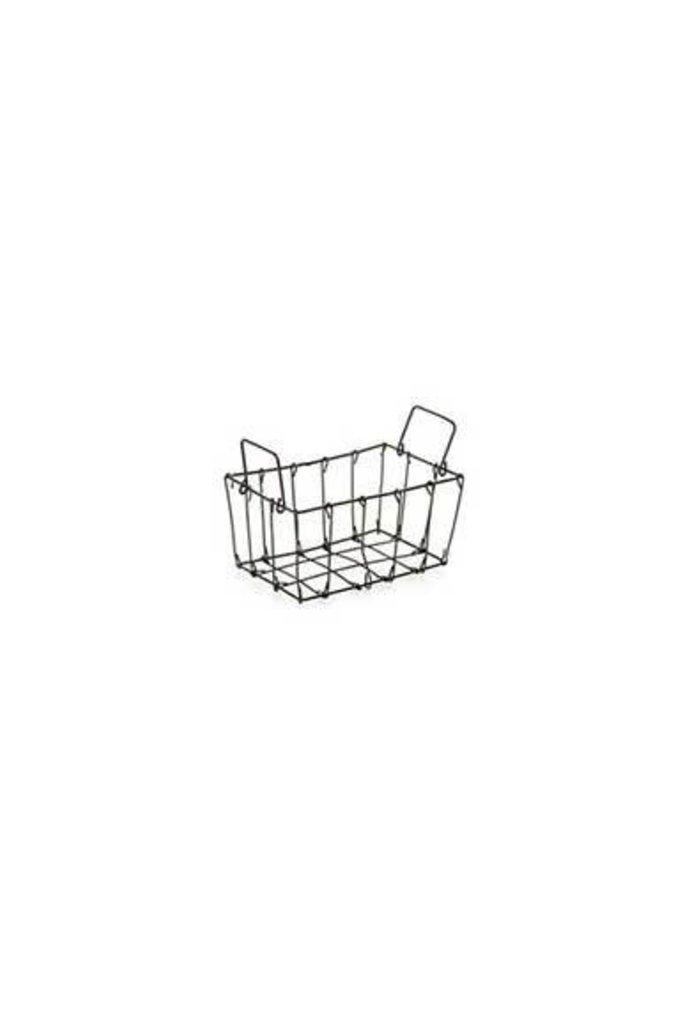 Fog Linen Work Mini Market Baskets