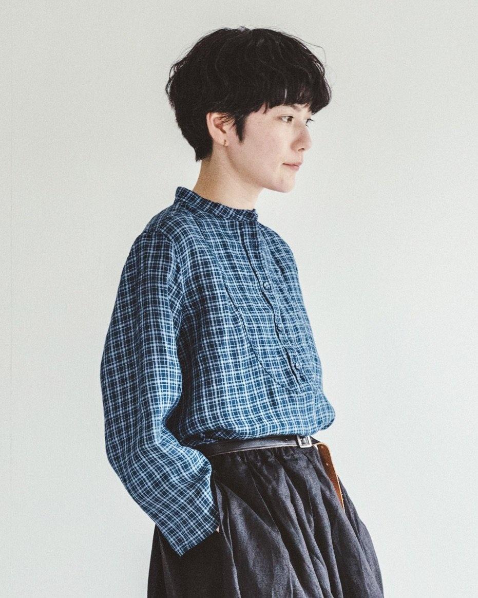Fog Linen Work Serenity Shirt - Multiple colors O/S