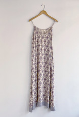 Natalie Martin Heather Rayon Maxi Dress in Lilac