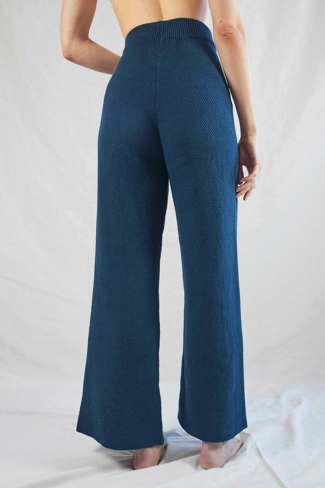 Lenvers Louise Cotton Knitted Pants