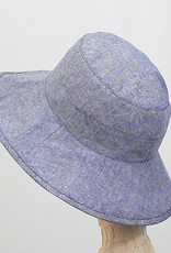 Tsuyumi Cotton/Linen Mid Brim Bucket Hat