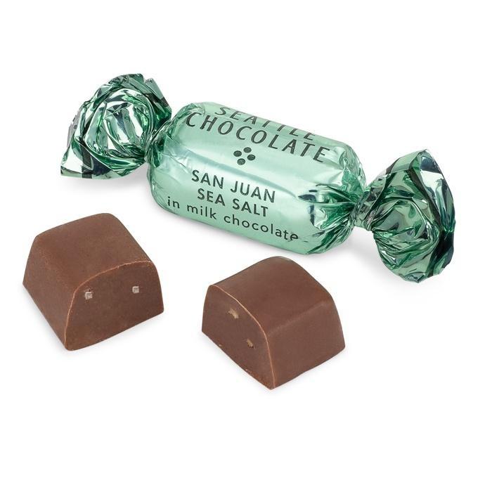 Seattle Chocolate Co. Spring Chocolate Truffle Bag