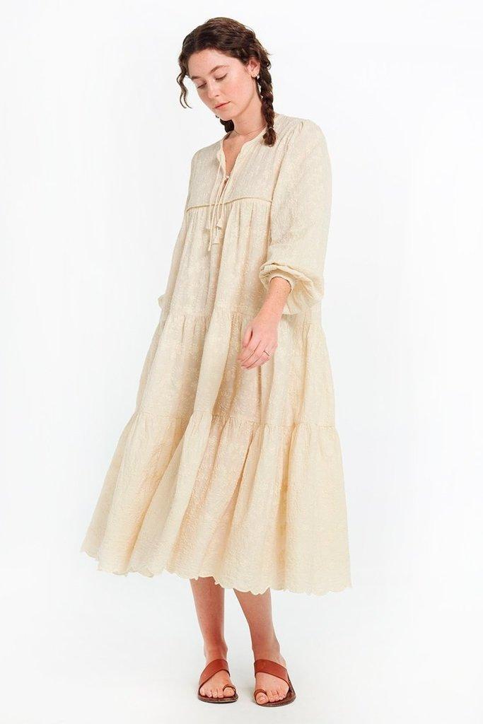 Matta Yamini Embroidered Dress - size XS