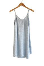 Bella Dahl Frayed Cami Dress