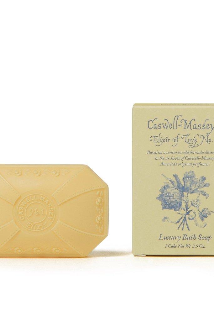 Caswell Massey Elixir of Love bar soap