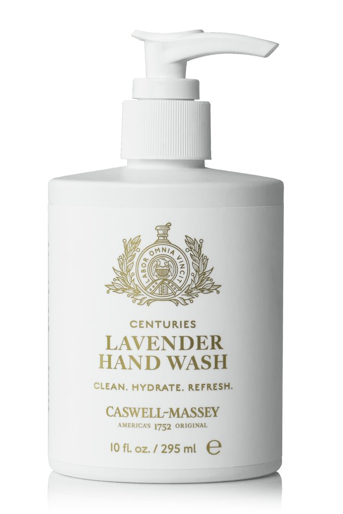 Caswell Massey Centuries Hand Wash 10 oz. Multiple Scents