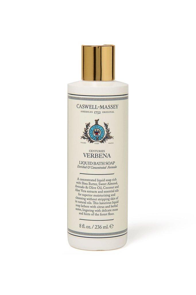 Caswell Massey Centuries Verbena Liquid Body Soap 8 oz