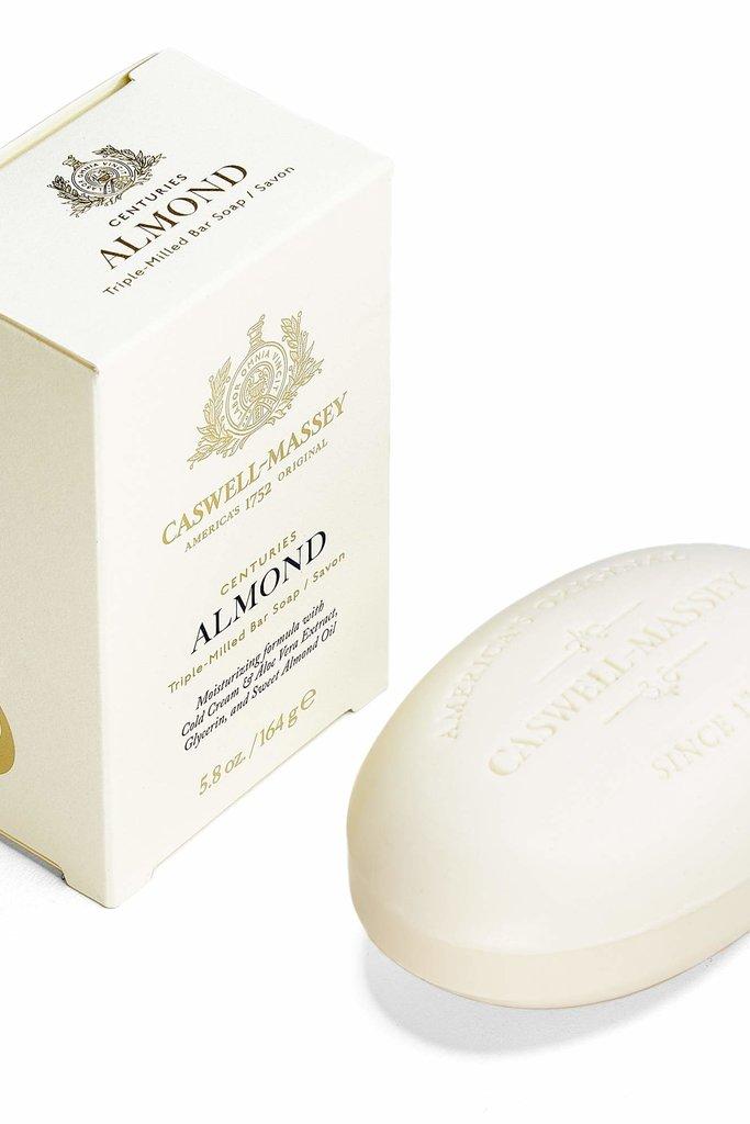 Caswell Massey Centuries Almond & Aloe Bar Soap