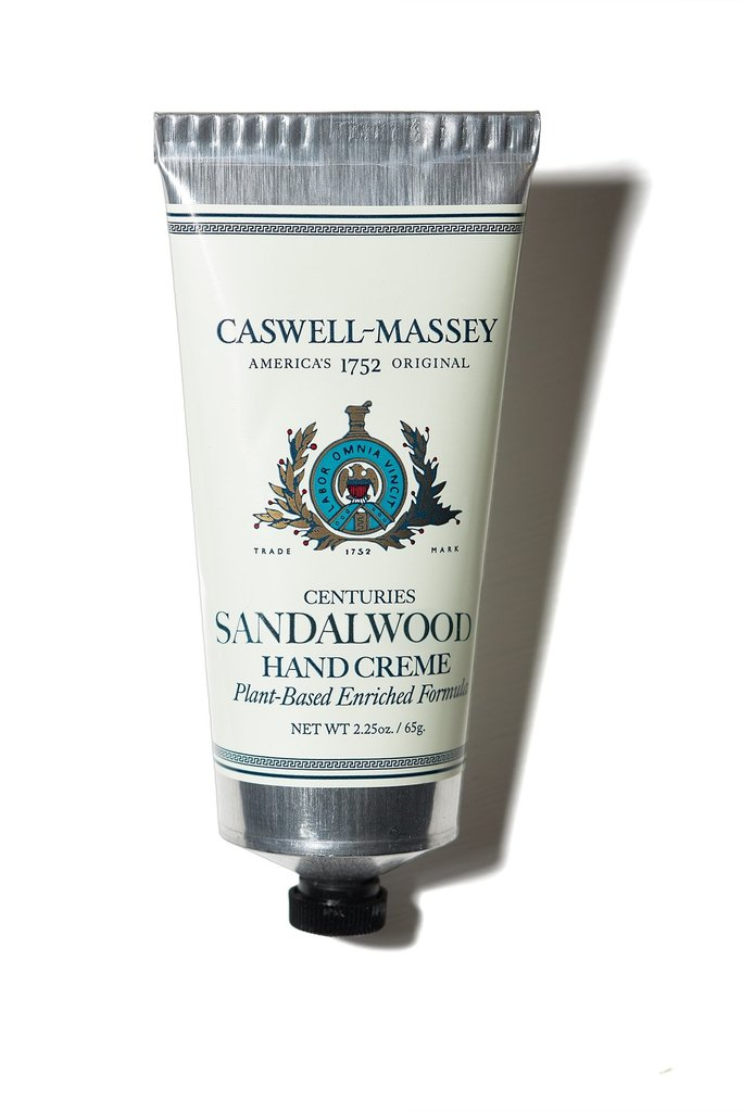 Caswell Massey Centuries Sandalwood Hand Cream Tube