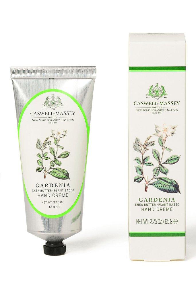 Caswell Massey NYBG Gardenia Hand Cream