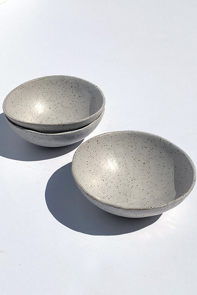 Alice Cheng Studio Small Speckle Bowls