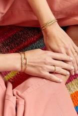Marisa Mason Athens Brass Cuff