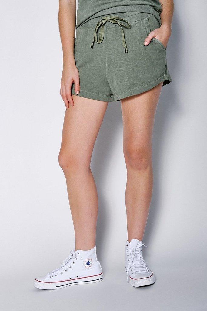 Stateside Softest Fleece Drawstring Shorts