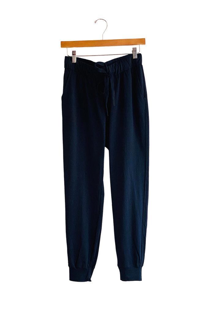 Stateside Cotton Jersey Jogger - size S