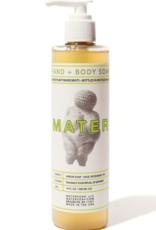 Mater Soap Mater  Hand & Body  Liquid Soap