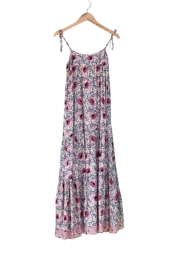 Natalie Martin Melanie Rayon Dress in Vintage Floral - Size XS
