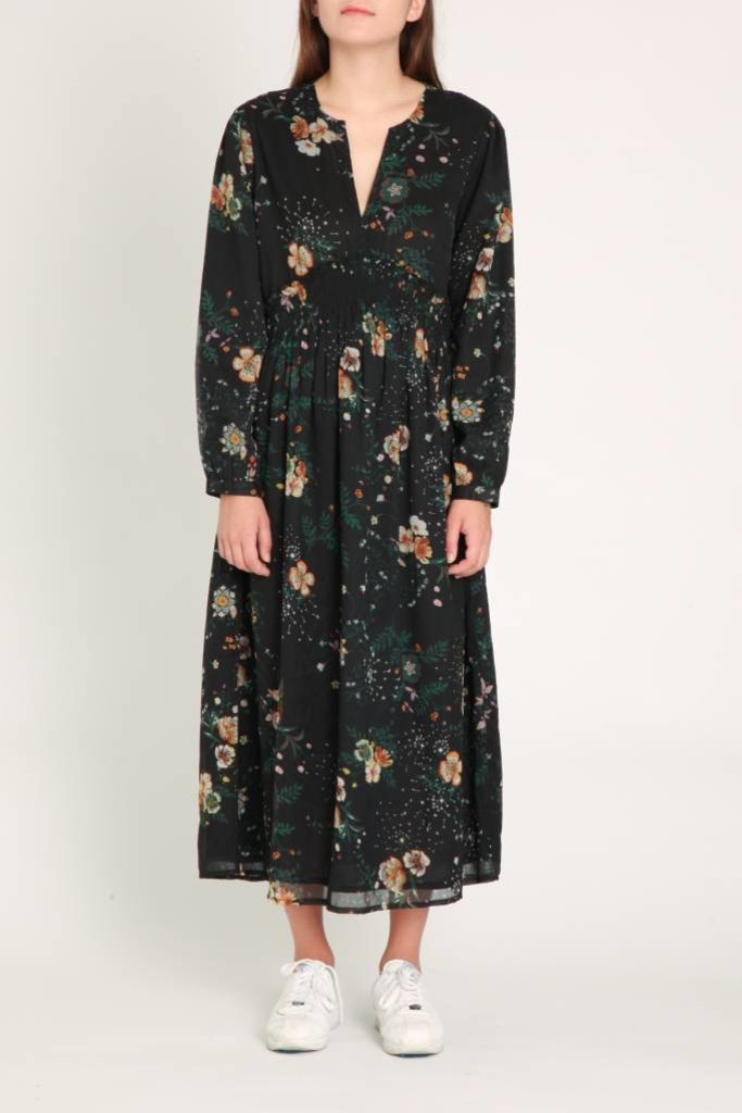 Local Local Ofelia Dress Garden Print