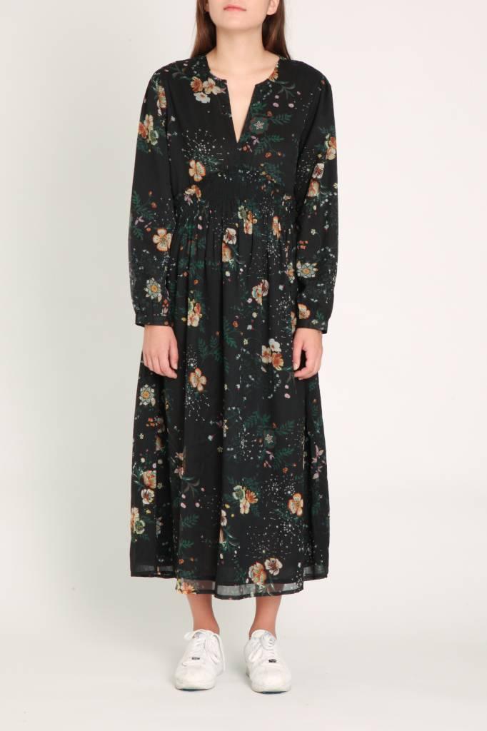 Local Ofelia Dress Garden Print