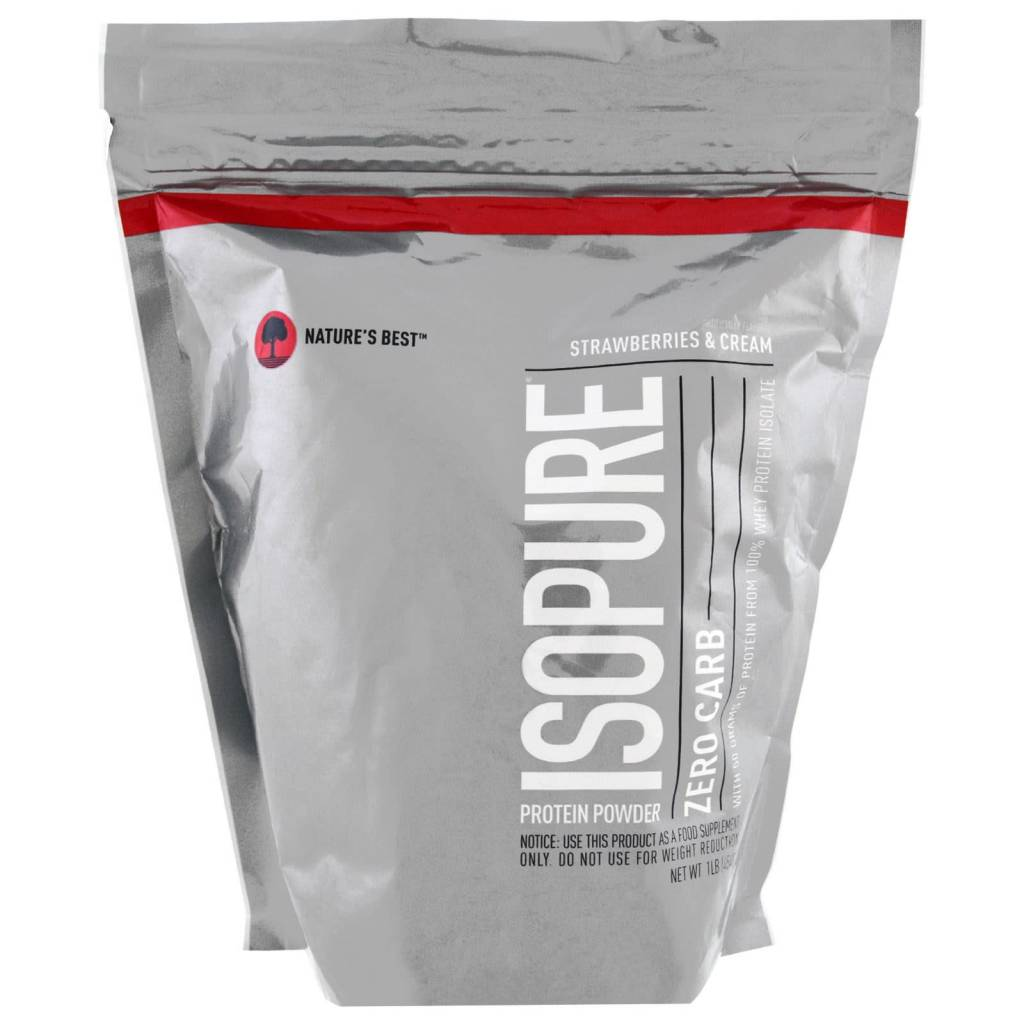 Nature's Best Isopure (Zero Carb)