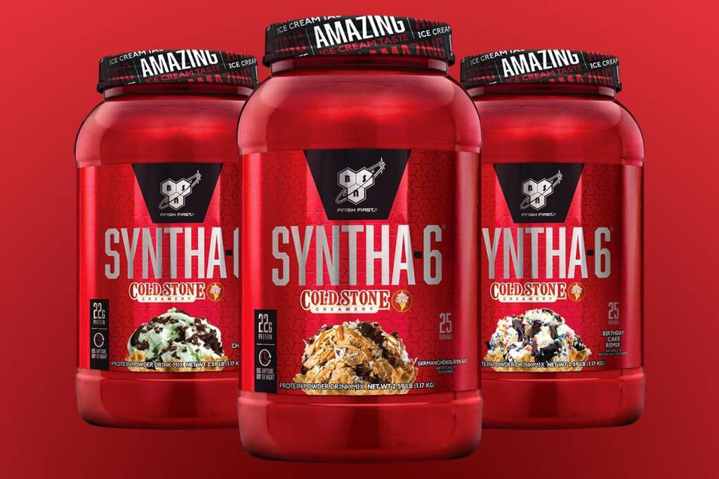 BSN Syntha-6 Cold Stone
