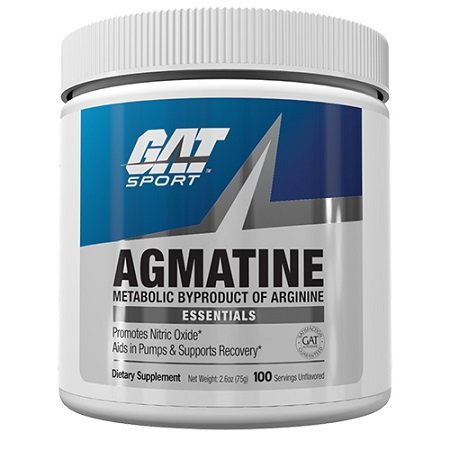 German American Technologies GAT- Agmatine 100servings unflavored