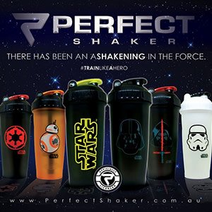 PerfectShaker Perfect Shaker, Star Wars Series Shaker Cup