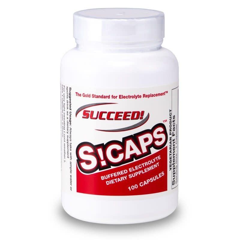 Succeed!Sportdrink S!Caps , 100 caps