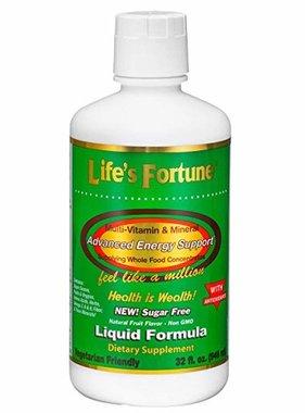 Life's Fortune Life's Fortune Multi-Vitamin Liquid, 32 Servings