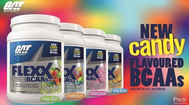 GAT sports GAT, Flexx BCAA