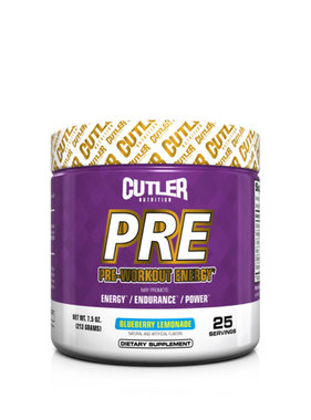 Cutler Nutrition Cutler Pre Workout