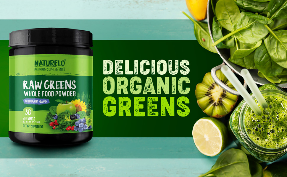 Naturelo Greens