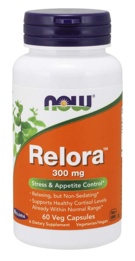 NOW Foods Now, Relora 300mg, 60cap