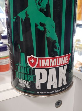 Universal Nutrition Animal, Immune Pak, 30 packs