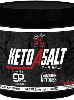 5% Nutrition 5% Nutrition, Keto Asalt, Cherry Limeade