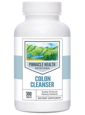 Pinnacle Health Pinnacle Health, Colon Cleanser, 300 tabs